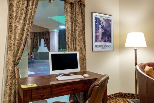 尤里卡斯普林斯品質酒店 - 尤里卡斯普林斯 - Eureka Springs - 商務中心