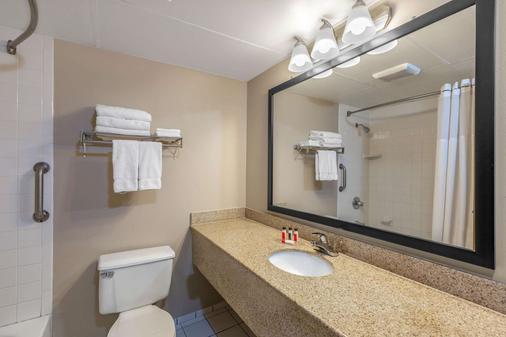 尤里卡斯普林斯品質酒店 - 尤里卡斯普林斯 - Eureka Springs - 浴室