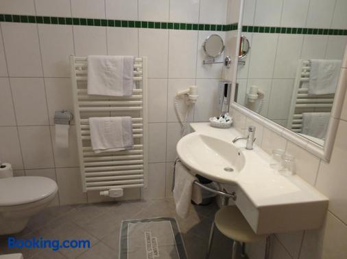 Business-Hotel Stockinger - Ansfelden - Bathroom