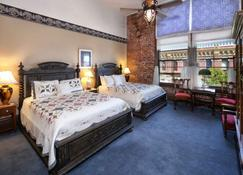 Palace Hotel Port Townsend - Port Townsend - Chambre
