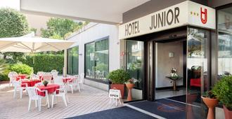 Hotel Junior - Rimini - Patio