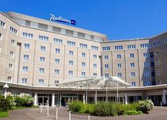Radisson Blu Hotel Dortmund - Дортмунд - Здание