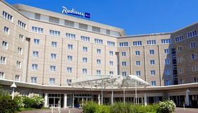 Radisson Blu Hotel Dortmund - Dortmund - Bâtiment