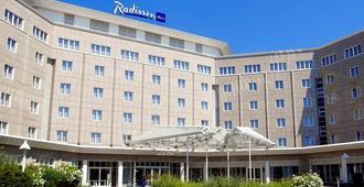 Radisson Blu Hotel Dortmund - Ντόρτμουντ - Κτίριο