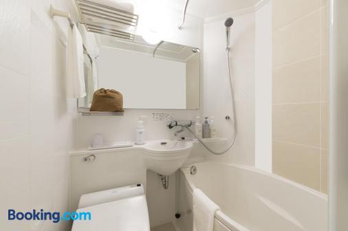 Hotel Guest1 Ueno Ekimae - Τόκιο - Μπάνιο
