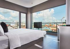 太陽與月亮都市酒店 - 金邊 - 金邊 - 臥室