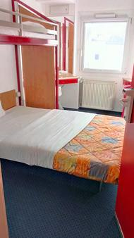 Motel 24h Hannover - Hannover - Makuuhuone