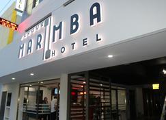 Hotel Parque Marimba - Тустла-Гутьеррес - Здание