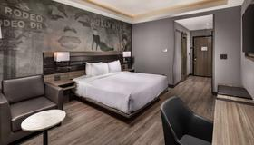 Avenue Hotel Ascend Hotel Collection - Los Angeles - Schlafzimmer