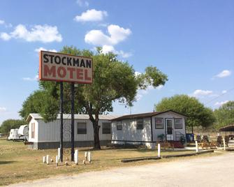 Stockman Motel - Floresville - Building