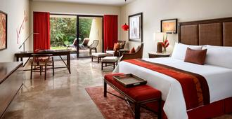 瑪雅里維艾拉大酒店 - 卡曼海灘 - 普拉亞卡門 - 臥室