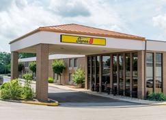 Super 8 by Wyndham Miamisburg Dayton S Area OH - Miamisburg - Rakennus