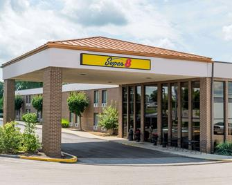 Super 8 by Wyndham Miamisburg Dayton S Area OH - Miamisburg - Building