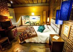 704號碼頭酒店 - 卡內拉 - 臥室
