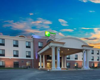 Holiday Inn Express Hotel & Suites Concordia - Concordia - Building