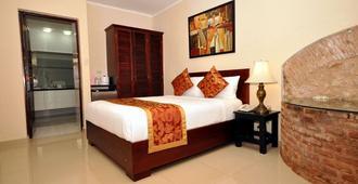 Boutique Hotel Palacio - סנטו דומינגו - חדר שינה