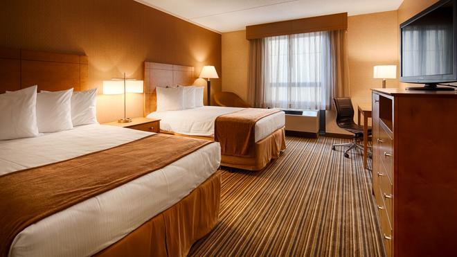 Best Western Royal Plaza Hotel & Trade Center - Marlborough - Makuuhuone