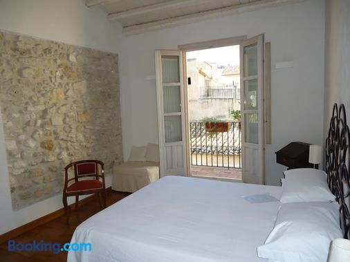 Palazzo Del Sale - Siracusa - Bedroom