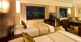 Royal Park Hotel Tokyo Nihonbashi - Tokio - Makuuhuone