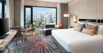 Hotel Nikko Bangkok - Bangkok - Bedroom