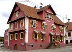 Hôtel Restaurant À L'ange - Lembach - Bâtiment