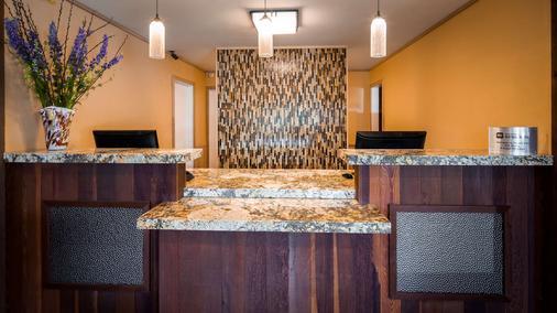 Best Western Vista Manor Lodge - Fort Bragg - Buffet