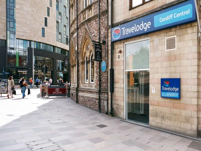Travelodge Cardiff Central - Cardiff - Outdoors view