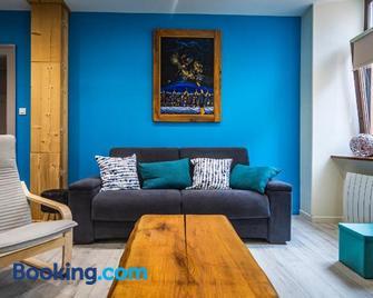 La Liese - Niederbronn-les-Bains - Sala de estar