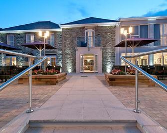 The Llawnroc Hotel - St. Austell - Building