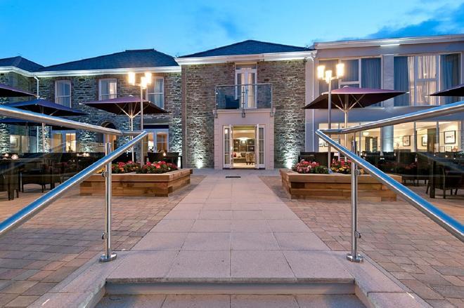 The Llawnroc Hotel - St. Austell - Rakennus