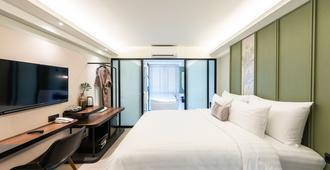 Kaya Heritage Hotel - Bangkok - Bedroom