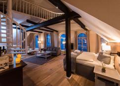 Top Cityline Klassik Altstadt Hotel - Lübeck - Slaapkamer