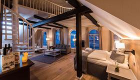 Top Cityline Klassik Altstadt Hotel - Lübeck - Bedroom