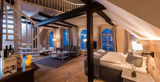 Top Cityline Klassik Altstadt Hotel - Lübeck - Phòng ngủ