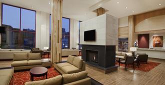 Homewood Suites By Hilton University City - Philadelphia - Wohnzimmer