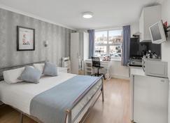 Flexistay Tulsi Aparthotel - Croydon - Bedroom