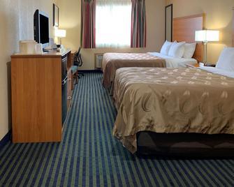 Quality Inn Ottawa near Starved Rock State Park - Ottawa - Schlafzimmer