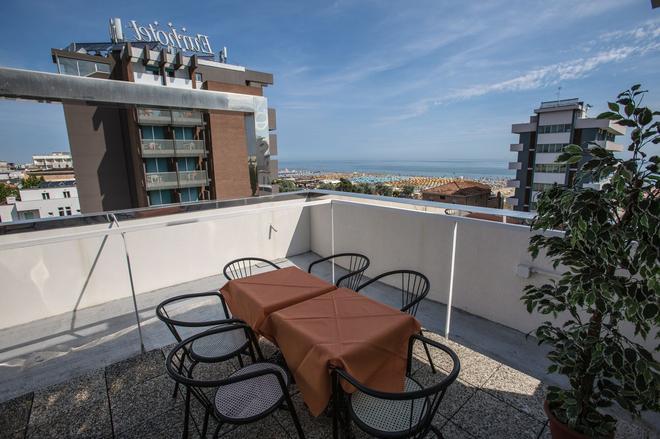Hotel San Paolo - Rimini - Balcony