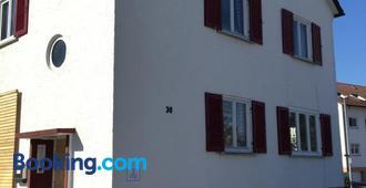 Hacienda Hotel - Friedrichshafen - Edificio