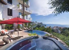 Villa Divina Luxury Boutique - Puerto Vallarta - Piscine