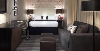 Kimpton George Hotel - Washington D. C. - Habitación