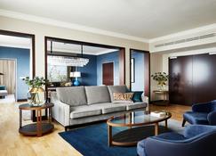 Intercontinental Warsaw - Varsovia - Sala de estar