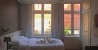 Hotel Leopold - Bruges - Bedroom
