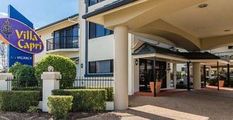 卡普里別墅酒店 - 洛坎普頓 - 洛克翰姆敦 - 建築