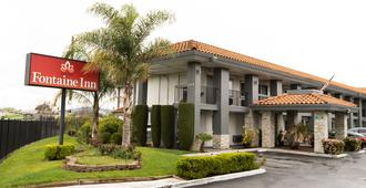 Fontaine Inn Downtown-Fairgrounds - San Jose - Edificio