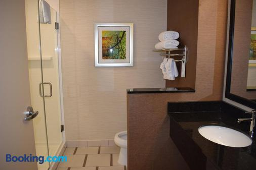 Fairfield Inn by Marriott Austin San Marcos - San Marcos - Bathroom