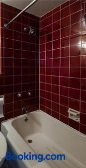 柯提斯喬登汽車旅館 - 溫尼伯 - 溫尼伯 - 浴室