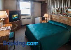 柯提斯喬登汽車旅館 - 溫尼伯 - 溫尼伯 - 臥室