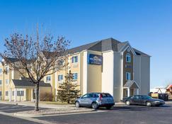 Microtel Inn & Suites by Wyndham Sioux Falls - Sioux Falls - Edificio