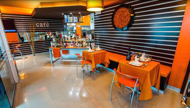 Hotel Ginebra - Lima - Restaurant